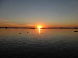 Sonnenuntergang - einer der schönen Momente