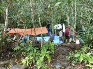 Eines unserer Camps
