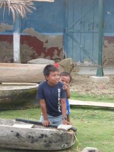 Kunas-Kinder