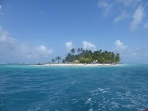 Paradiesische San-Blas-Inseln