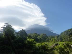 Vulkan Concepción auf der Isla Ometepe