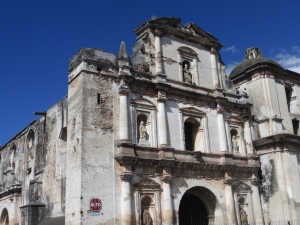 Sightseeing in Antigua