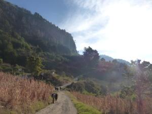 Wandern durch das wunderschöne Guatemala