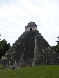Die Maya Ruinen in Tikal