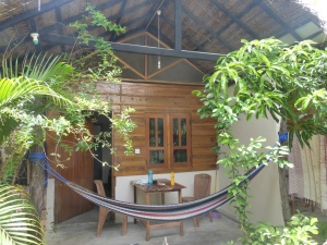 Our Accomodation in Arugam Bay