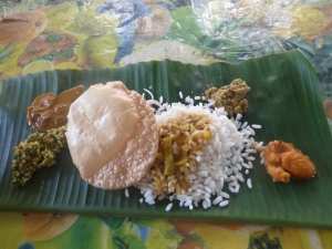 Authentic South Indian Lunch