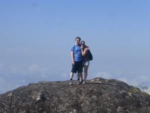 On top of Munnar