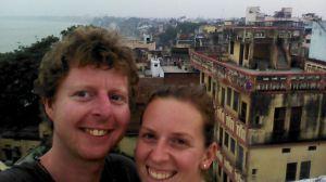 Overlooking Varanasi