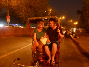 Indian Rickshaws